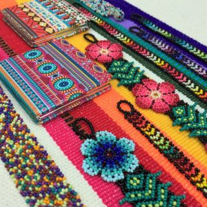 Colourful Mexican inspired jewellery & accessories