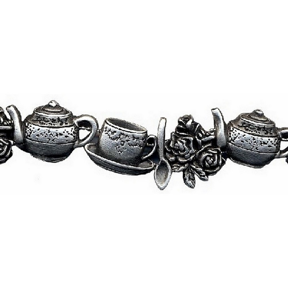 Bracelet Kids Tea Time Made With Zinc Alloy by JOE COOL