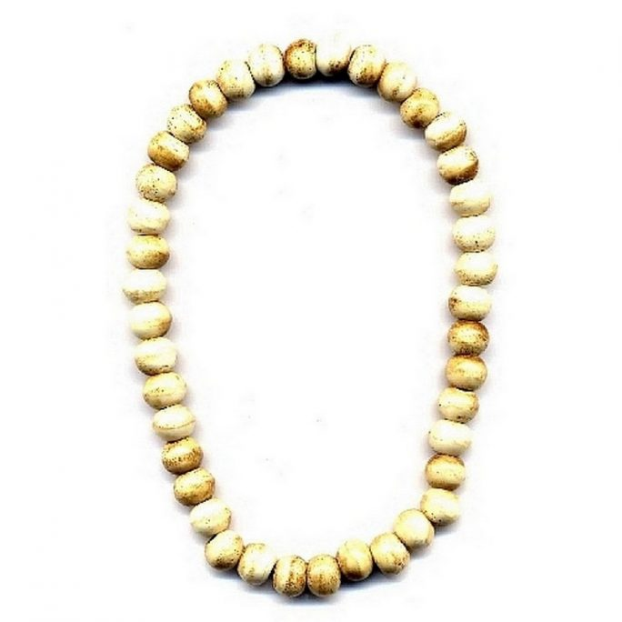 Necklace Natural Made With Bone by JOE COOL