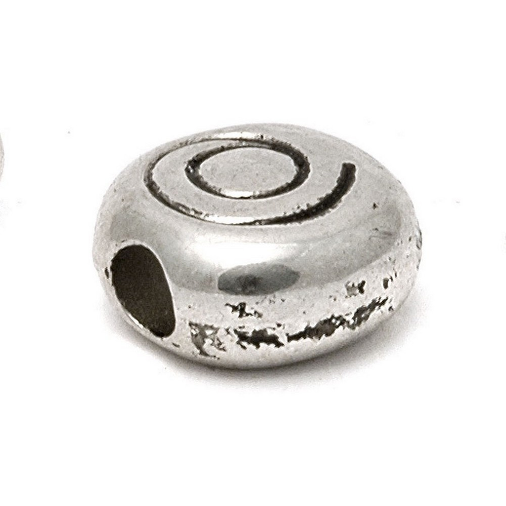 Component Bead Style No 11 Made With Zinc Alloy by JOE COOL