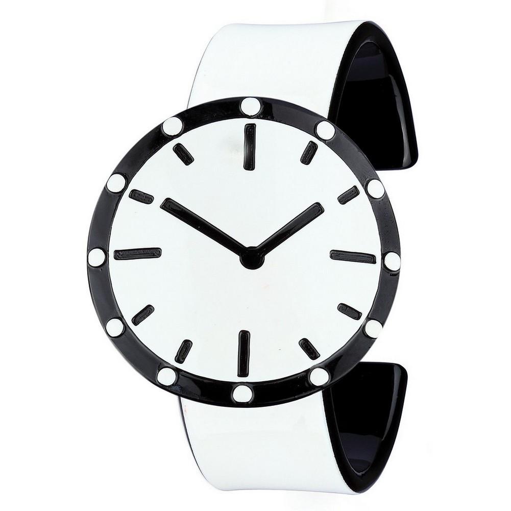 Bangle Clock 50mm Made With Acrylic by JOE COOL