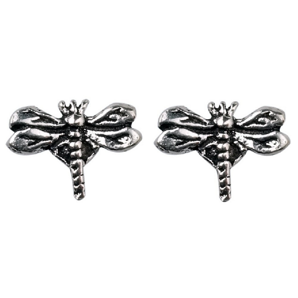 Stud Earring Assorted Small Designs Insect Made With 925 Silver by JOE COOL