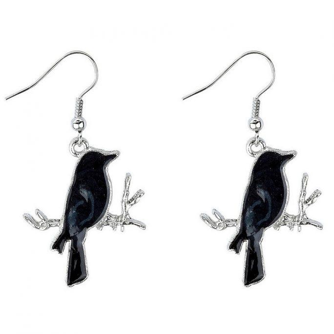Drop Earring Bird Made With Zinc Alloy by JOE COOL