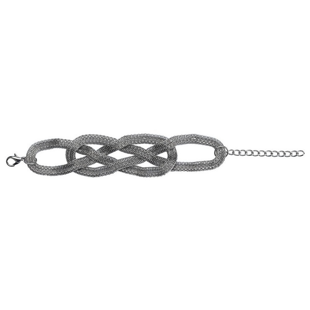Bracelet Knot 18cm + 4cm Made With Tin Plate by JOE COOL
