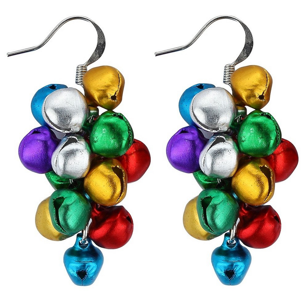 Drop Earring Bells Made With Tin Alloy by JOE COOL