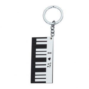Keyring Assorted Design Fobs 44x68mm Made With Acrylic by JOE COOL