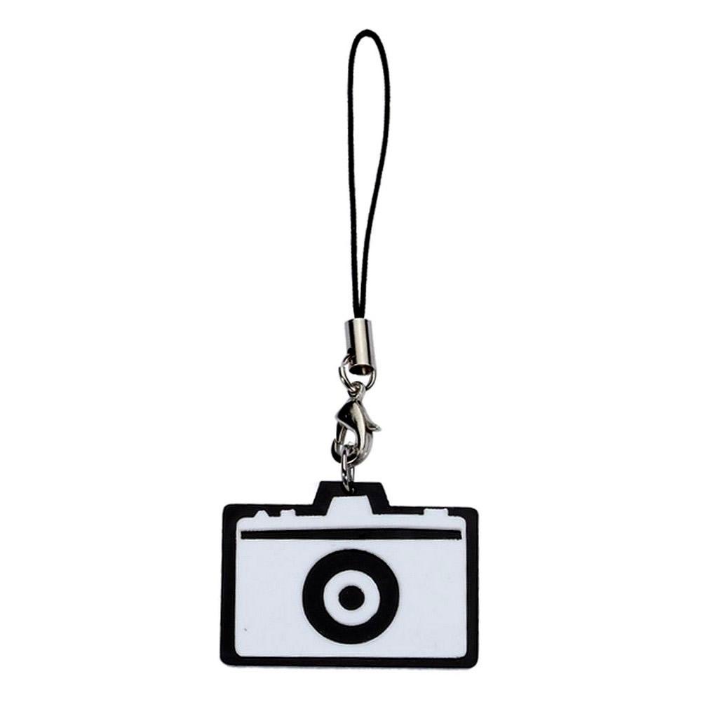 Phone Charm Photo Camera Made With Acrylic by JOE COOL