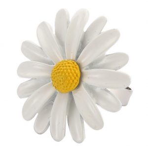 Ring Daisy Made With Tin Alloy by JOE COOL
