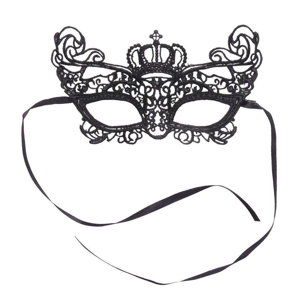Gift Regal Masquerade Mask Made With Polyester by JOE COOL