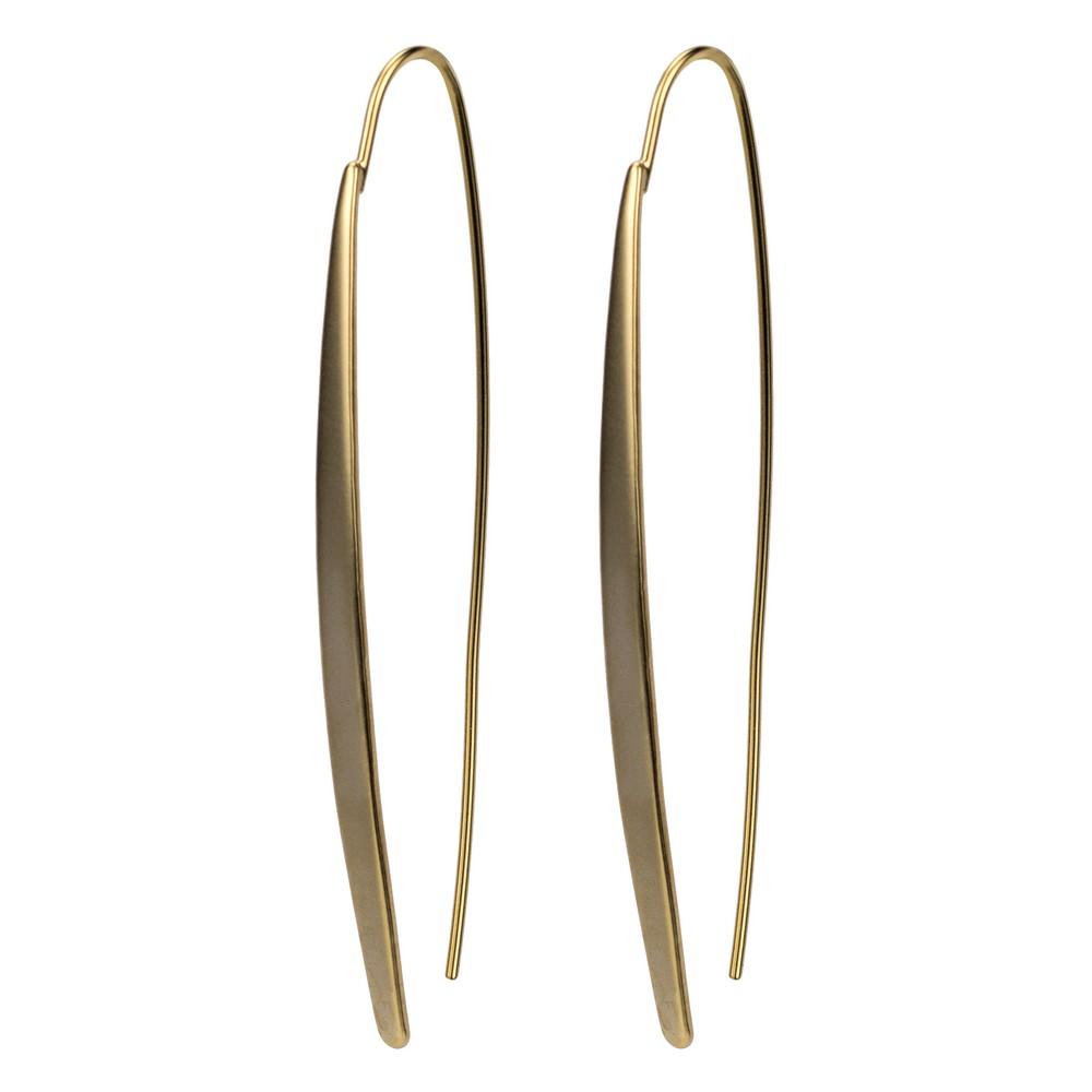 Stud Earring Long Streak Made With Zinc Alloy by JOE COOL