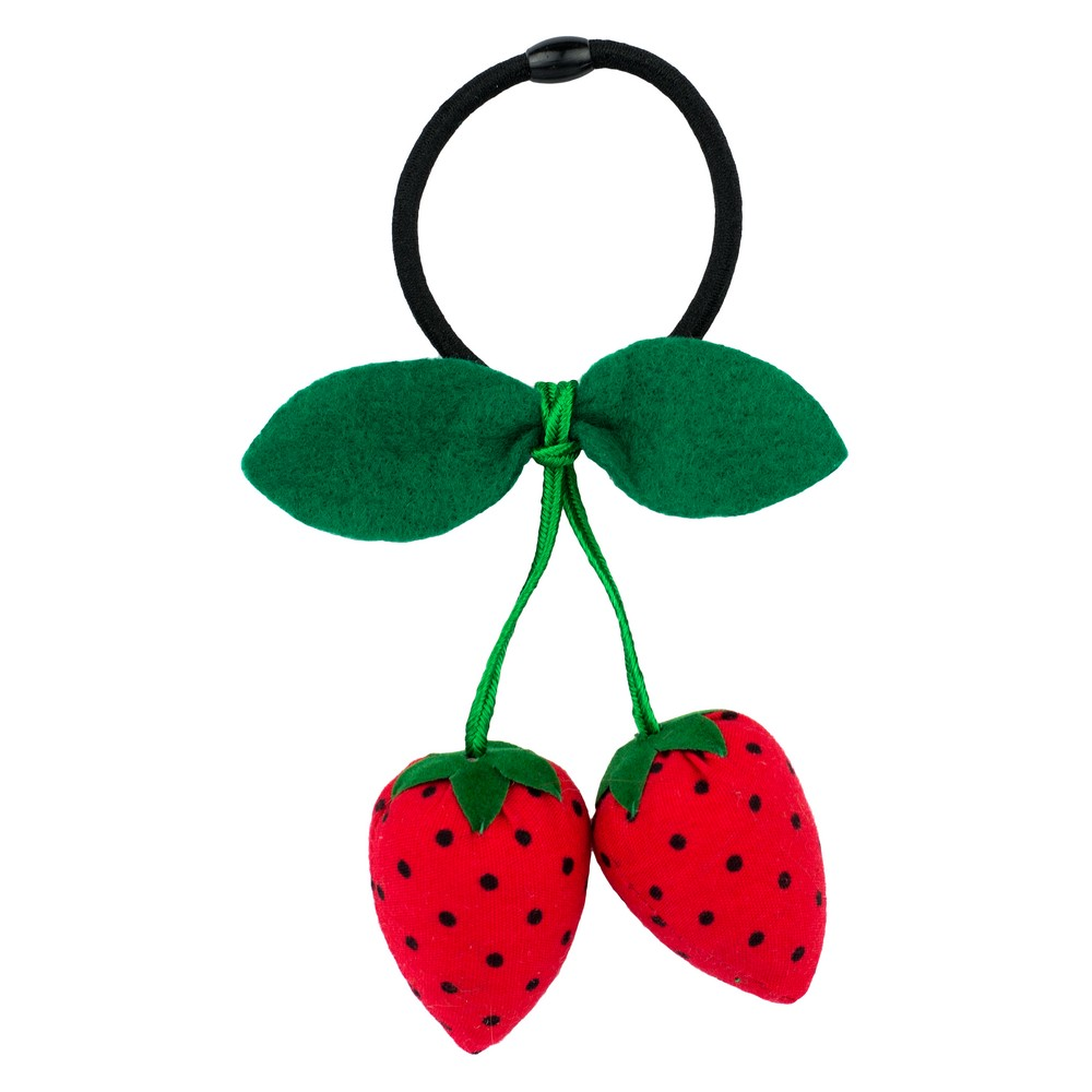Hairwear Strawberry Made With Cotton by JOE COOL