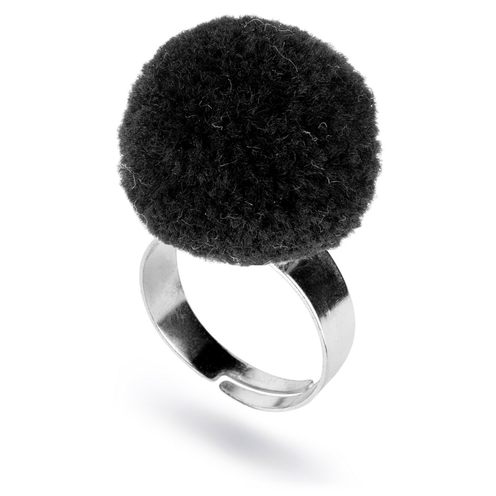 Ring Pompom Made With Cotton by JOE COOL