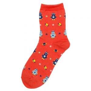Socks Robots Made With Cotton & Spandex by JOE COOL
