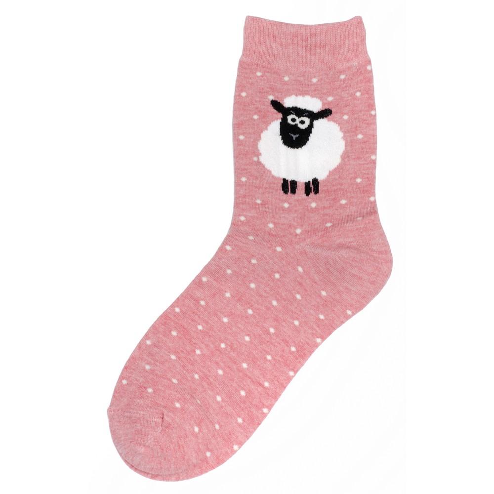 Socks Feeling Sheepish Made With Cotton & Spandex by JOE COOL