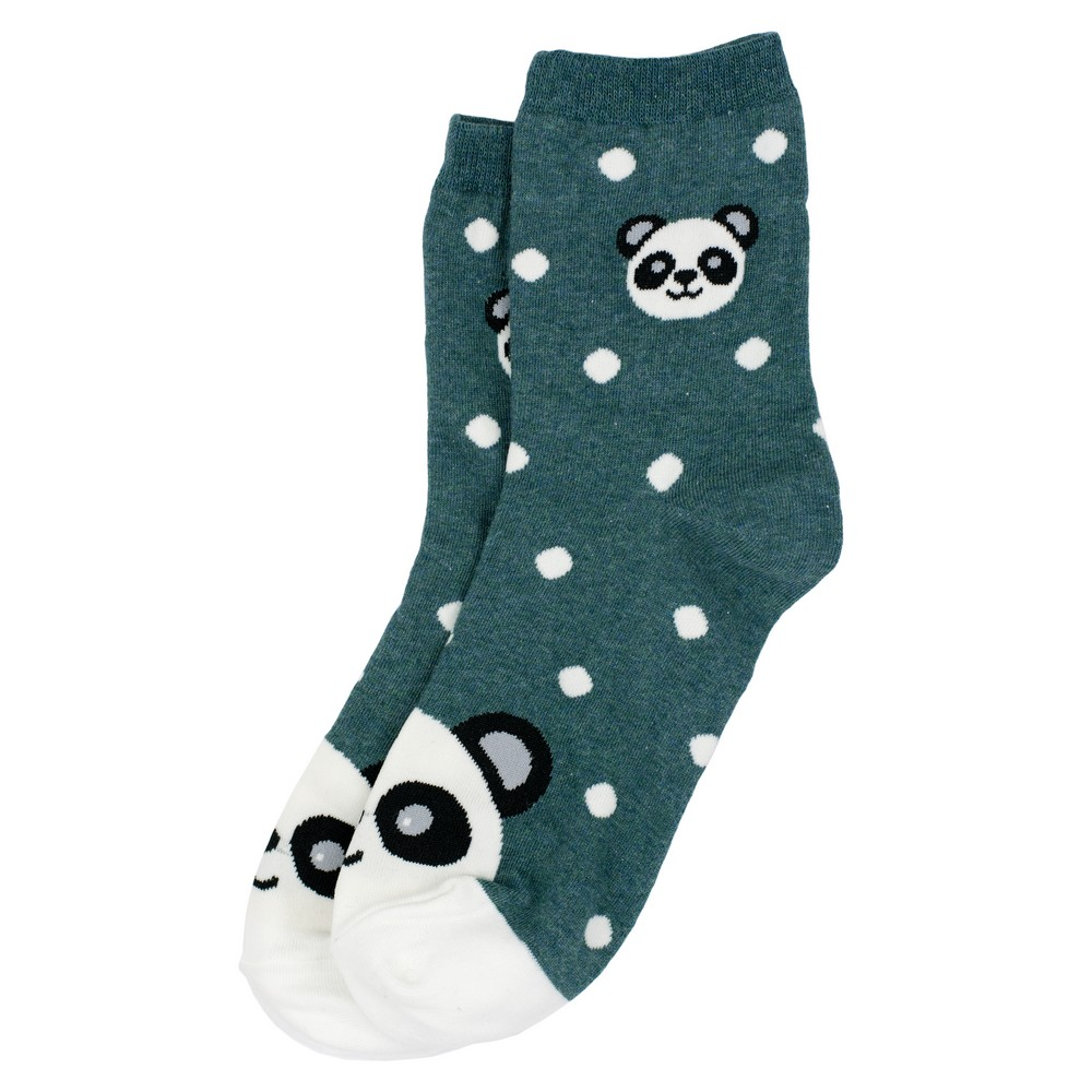Socks Toe Panda Made With Cotton & Spandex by JOE COOL