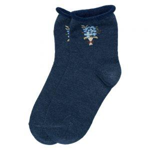 Socks Hydrangea Made With Cotton & Spandex by JOE COOL