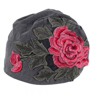 Hat Ruby Rose Made With Polyester by JOE COOL