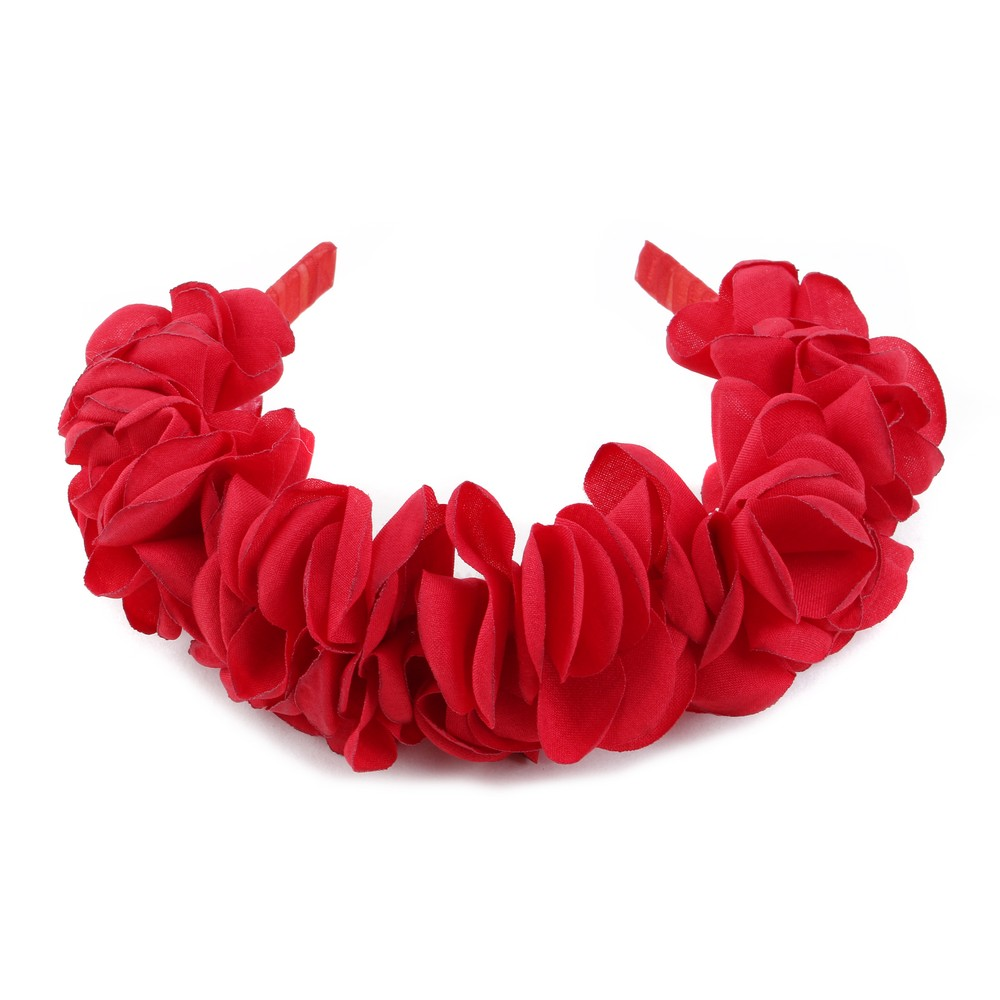 Alice Band Rose Made With Polyester by JOE COOL