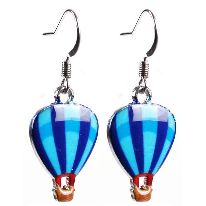 Drop Earring Balloon Made With Acrylic & Iron by JOE COOL