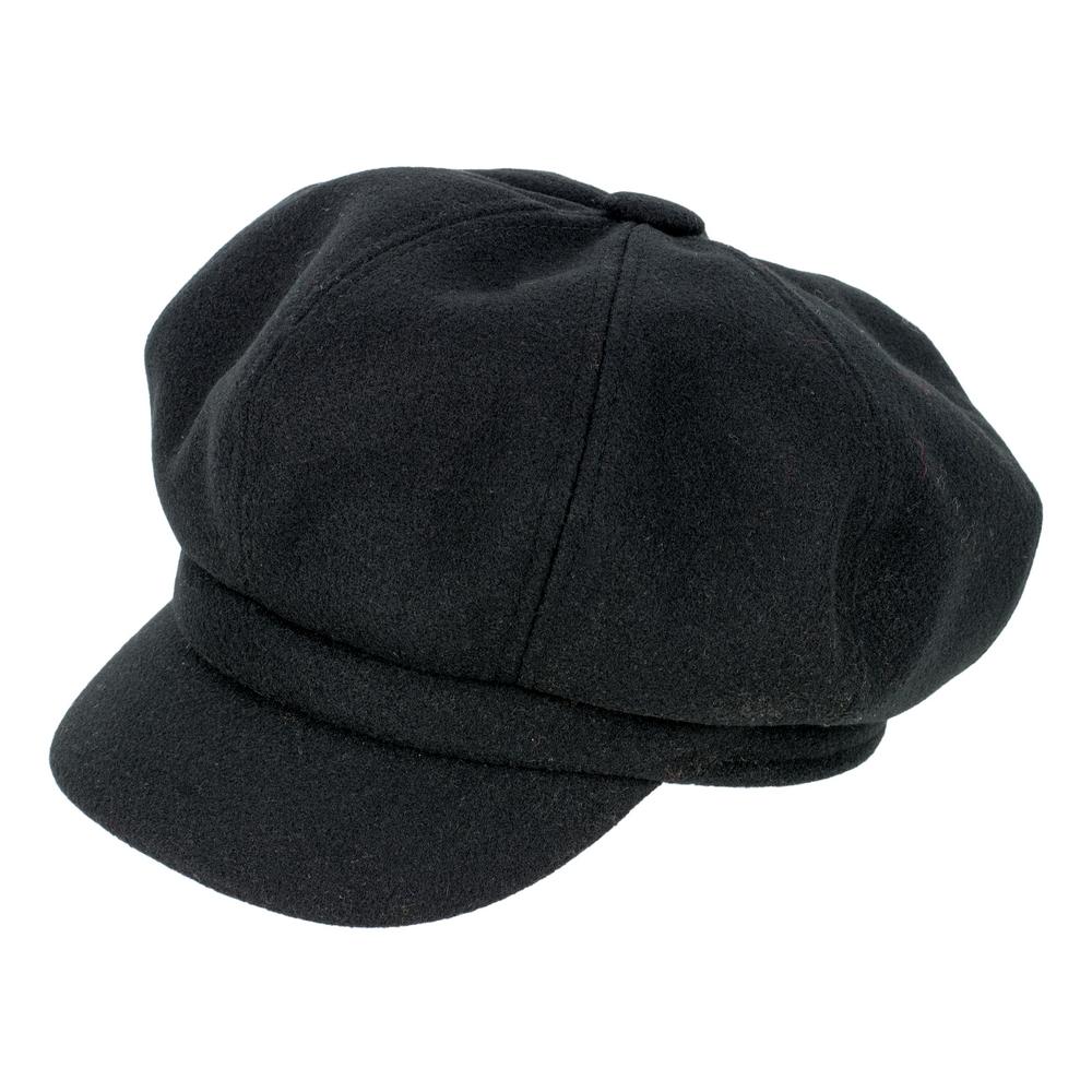 Hat Newsboy Made With Felt by JOE COOL