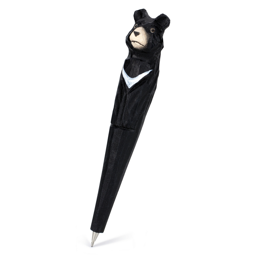 Pen Bear Made With Wood by JOE COOL