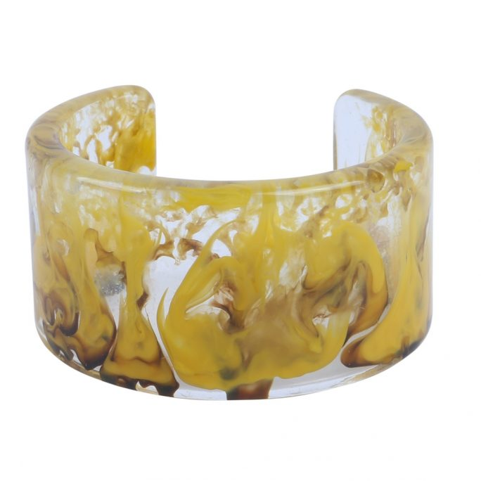 Bangle Fusion Made With Resin by JOE COOL