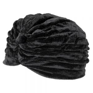 Hat Strip Made With Velvet & Polyester by JOE COOL