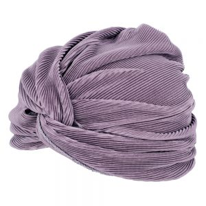 Hat Heather Ribbed Twist Made With Polyester by JOE COOL