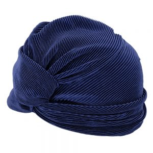 Hat Ribbed Twist Made With Polyester by JOE COOL