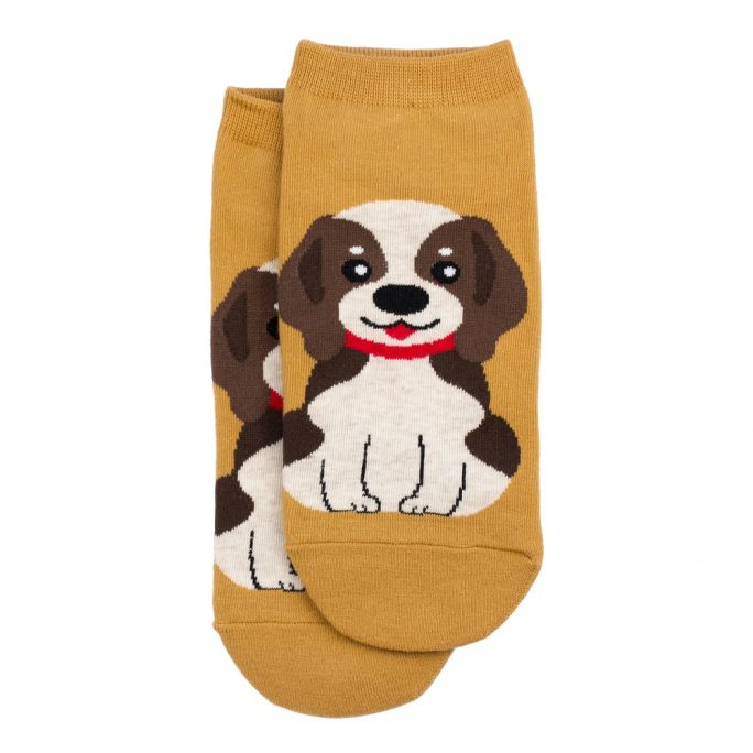 Socks Ankle Beagle Made With Cotton & Spandex by JOE COOL