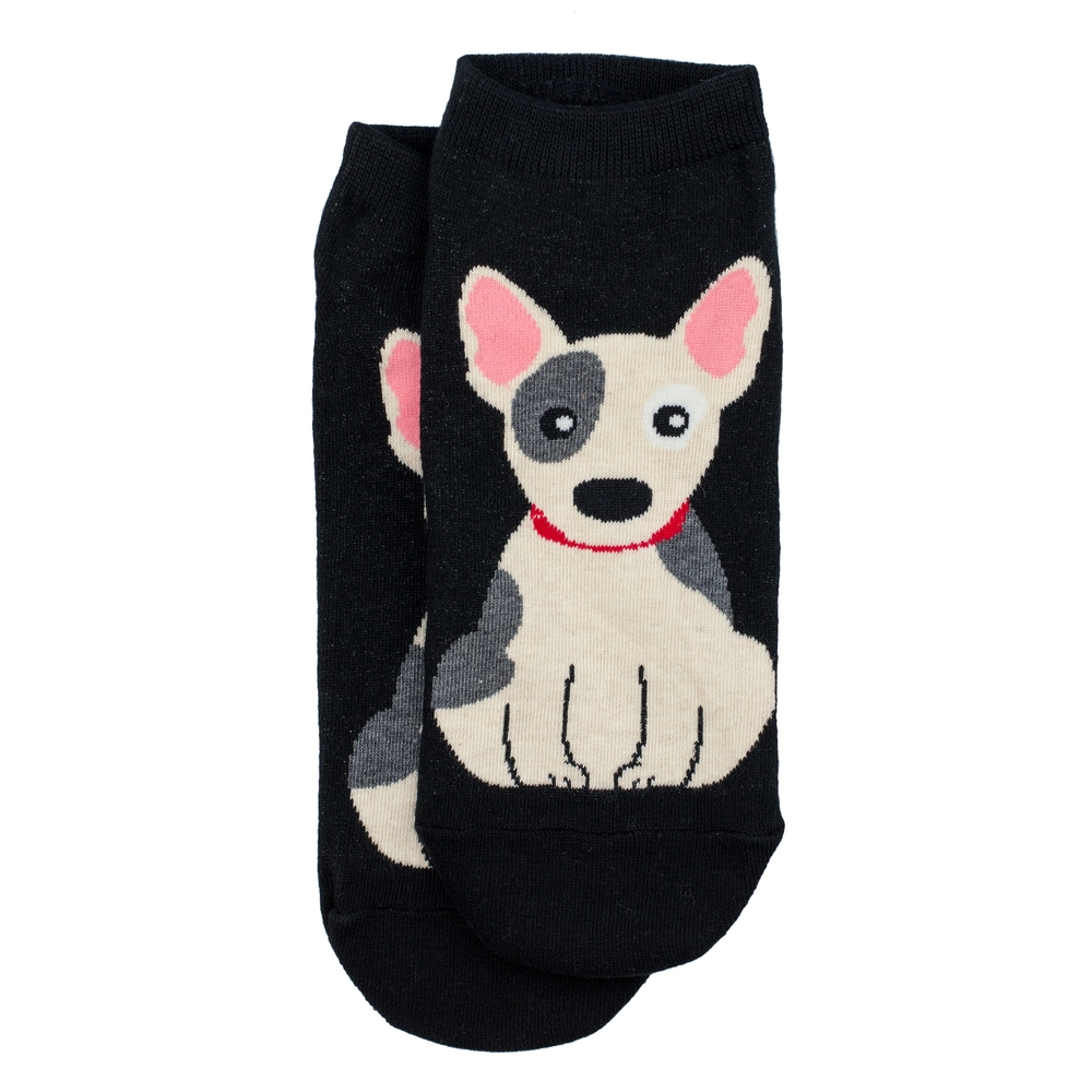 Socks Ankle Bull Terrier Made With Cotton & Spandex by JOE COOL