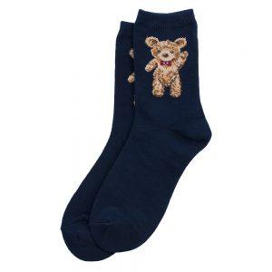Socks Teddy Bear Made With Cotton & Spandex by JOE COOL