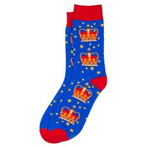 Socks Crown Jewels Made With Cotton & Spandex by JOE COOL