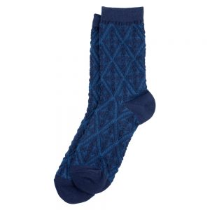 Socks Damask Made With Cotton & Spandex by JOE COOL