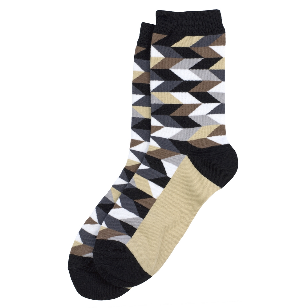 Socks Maze Made With Cotton & Spandex by JOE COOL