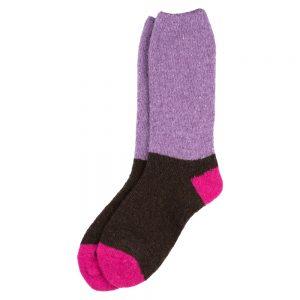 Socks Knit Block Made With Wool & Acrylic by JOE COOL