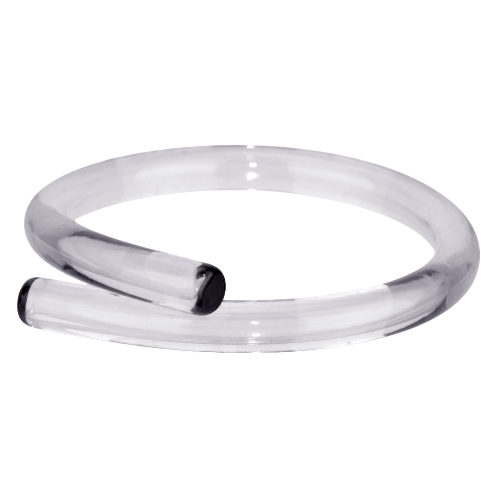 Bangle Simple Curve Made With Acrylic by JOE COOL