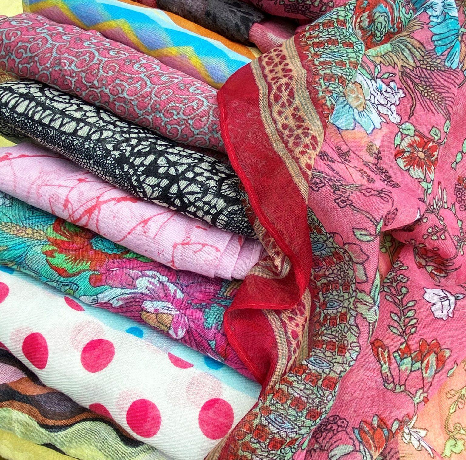 Surprise scarf offer – Bag a sensational scarf bundle!