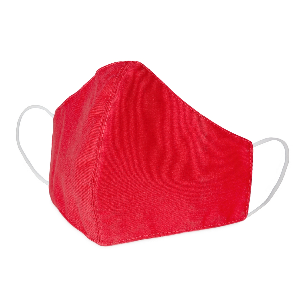 Face Mask Plain Large Size Made With Cotton by JOE COOL