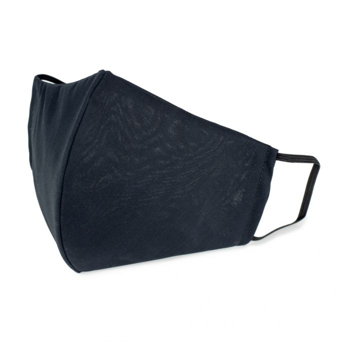 Face Mask Plain Regular Size Made With Cotton by JOE COOL