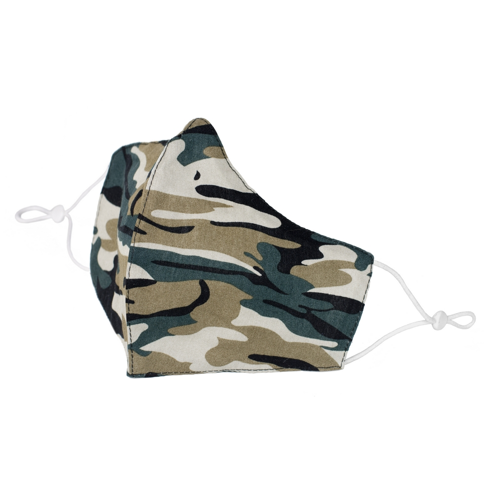 Face Mask Camouflage Made With Cotton by JOE COOL