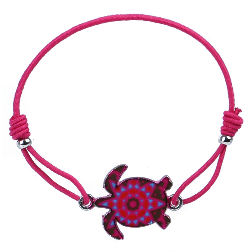 Bracelet Turtle Made With Tin Alloy & Enamel by JOE COOL