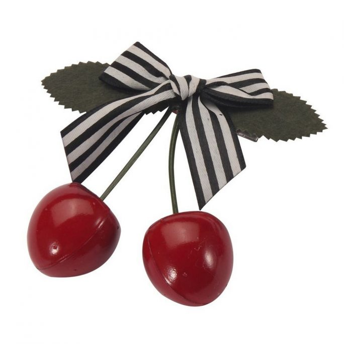 Barrette Cherry Picked Made With Iron & Pu by JOE COOL