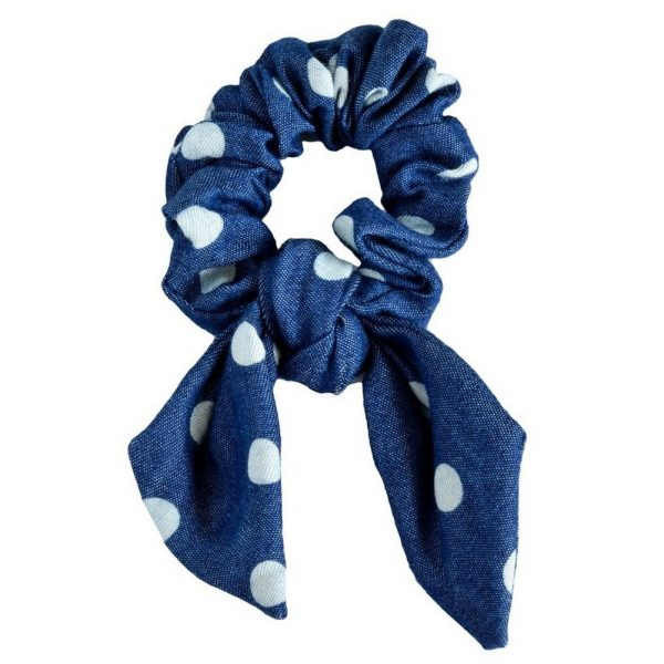 Scrunchie Made With Cotton by JOE COOL