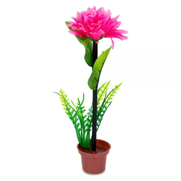 Pen Flower Pot Made With Acrylic by JOE COOL