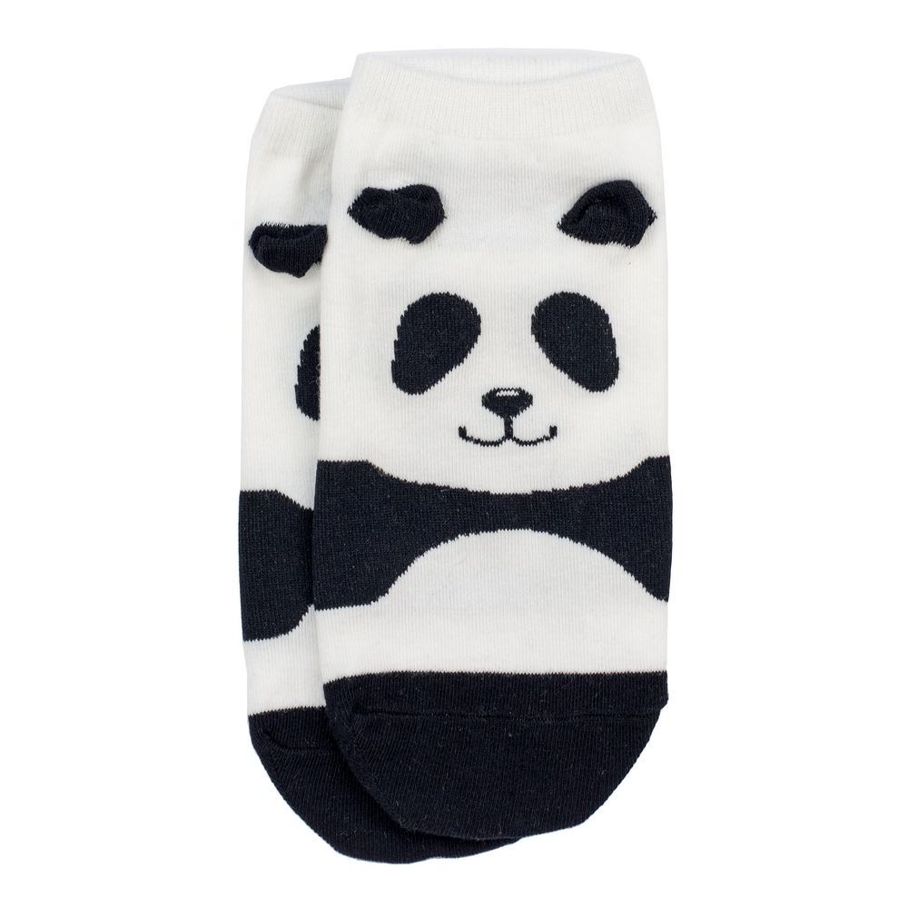 Socks Ankle Panda Made With Cotton & Spandex by JOE COOL