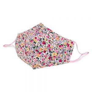 Face Mask Petit Fleur Made With Cotton by JOE COOL