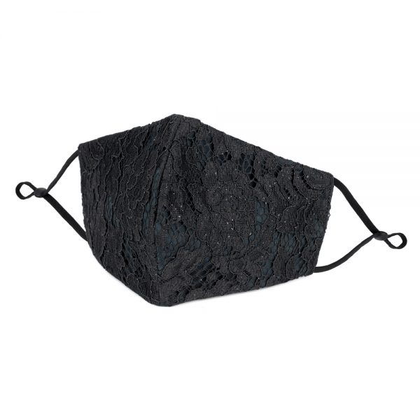 Face Mask Lace Made With Lace & Cotton by JOE COOL