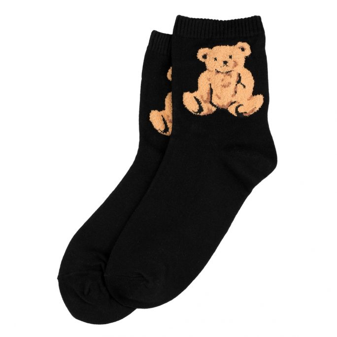 Socks Teddy Bear Keepsake Made With Cotton & Spandex by JOE COOL