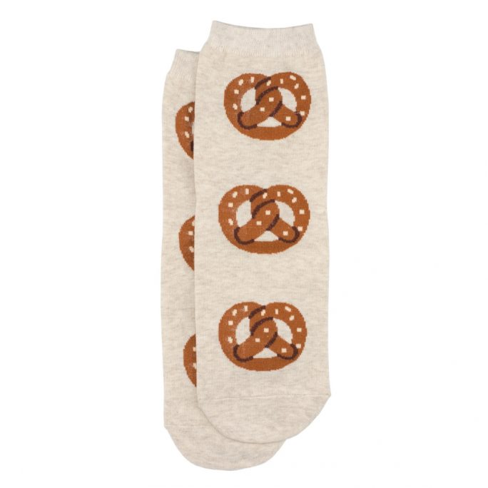 Socks Perfect Pretzel Made With Cotton & Spandex by JOE COOL